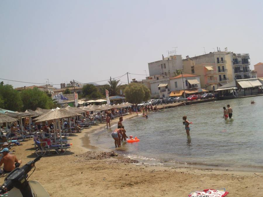 Avra - Argo Saronic islands turistic guide