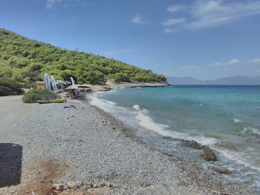 Dragonera - Argo Saronic islands turistic guide