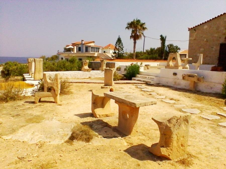 Museum of Christos Kapralos - Argo Saronic islands turistic guide