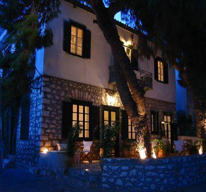 Piteoussa Guesthouse - Pension & Rooms