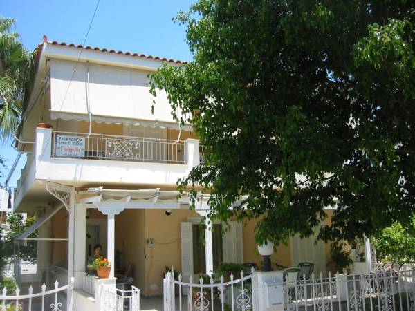 Evaggelia Rooms - Pension & Rooms