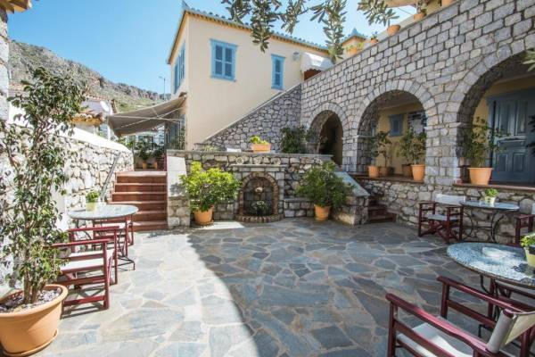 Alkionides Pension - Pension & Rooms