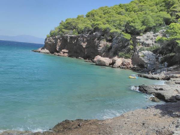 Argo Saronic islands turistic guide 2