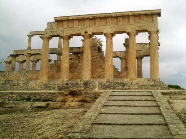 Argo Saronic islands turistic guide 55