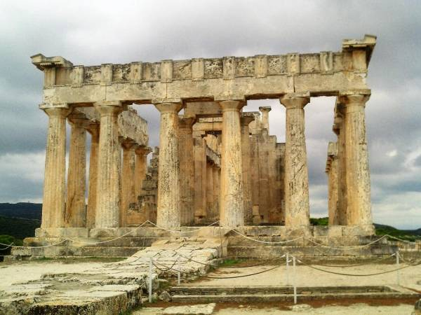 Argo Saronic islands turistic guide 15